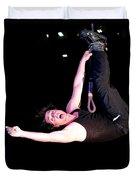 Criss Angel Breaks Free Duvet Cover