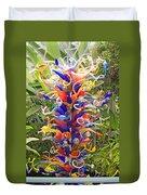 Cristal Garden 2 Duvet Cover