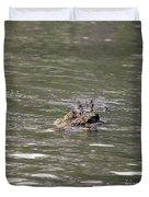 Crocodile   #0579 Duvet Cover