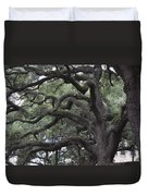 Crooked Branches Duvet Cover