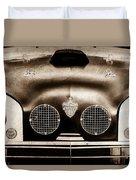 Crosley Front End Grille Emblem Duvet Cover