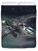 Cross Wing Duvet Cover
