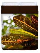 Croton Duvet Cover