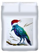 Crow Ho Ho Duvet Cover
