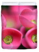 Crown Of Thorns Photo Duvet Cover