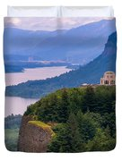 Crown Point 3 Duvet Cover