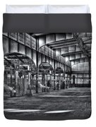 Crrnj Terminal Vi Duvet Cover