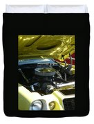 Cruise-in Car Show Vii Duvet Cover