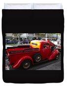 Cruisin Grand Truck Duvet Cover