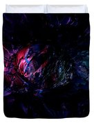 Crushed Abstract Duvet Cover