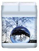 Crystal Ball Project 59 Duvet Cover