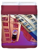 Crystal Ball Project 60 Duvet Cover