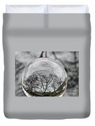Crystal Ball Project 86 Duvet Cover