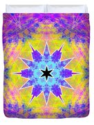 Crystal Ion Duvet Cover