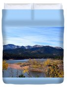 Crystal Reservoir Duvet Cover