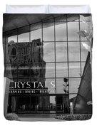 Crystal Rose Duvet Cover