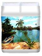 Cuba Duvet Cover