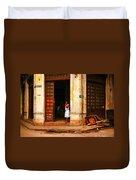 Cuba3 Duvet Cover