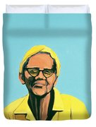 Cuban Portrait #13, 1996 Duvet Cover