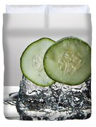 Cucumber Freshsplash Duvet Cover
