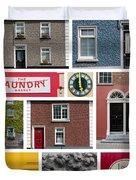 Cultural Kilkenny Duvet Cover