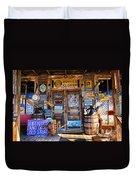 Cumberland Mountain General Store Duvet Cover