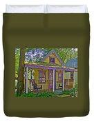 Cup Cake In Asbury Grove In South Hamilton-massachusetts  Duvet Cover