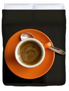 Cup Of Coffee Duvet Cover