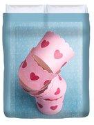 Cupcake Love Duvet Cover