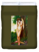 Cupidon By Bougoureau Duvet Cover