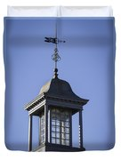 Cupola And Weather Vane Duvet Cover