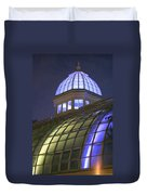 Cupola At Night Duvet Cover