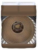 Cupola Capitol Washington Dc Duvet Cover