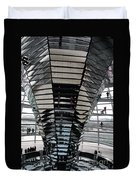 Cupola Reichstag Building II Duvet Cover