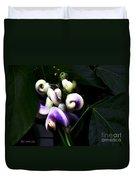 Curlicues Duvet Cover