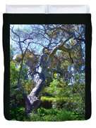 Curly Tree Duvet Cover