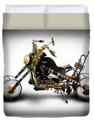 Custom Band II Duvet Cover