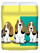 Cute Dogs  Duvet Cover