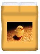 Cute Little Chick Duvet Cover