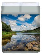 Cwellyn Lake Wales Duvet Cover