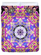 Cymatic Gateway Duvet Cover