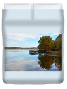 Cypres Reflections Duvet Cover