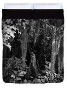 Cypress Knee Duvet Cover
