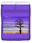 Cypress Purple Sky 2 Duvet Cover