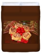 Cyprus Easter Tradition Duvet Cover
