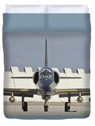 Czech Air Force L-39za Albatros Duvet Cover