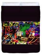 Daas 13d Duvet Cover