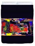 Daas 2 Daas 6a Duvet Cover by David Baruch Wolk