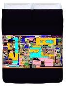 Daas 4 Duvet Cover
