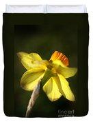 Daffodils Grace Duvet Cover